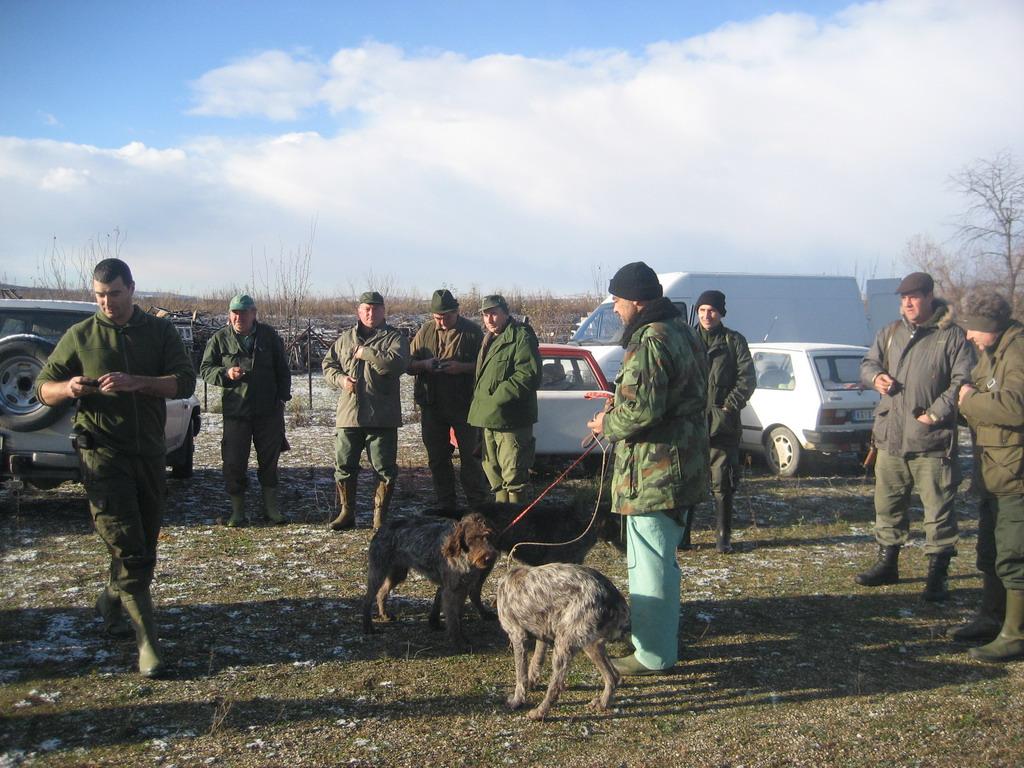 Pobratimski lov 07.12.2013. - Kragujevac