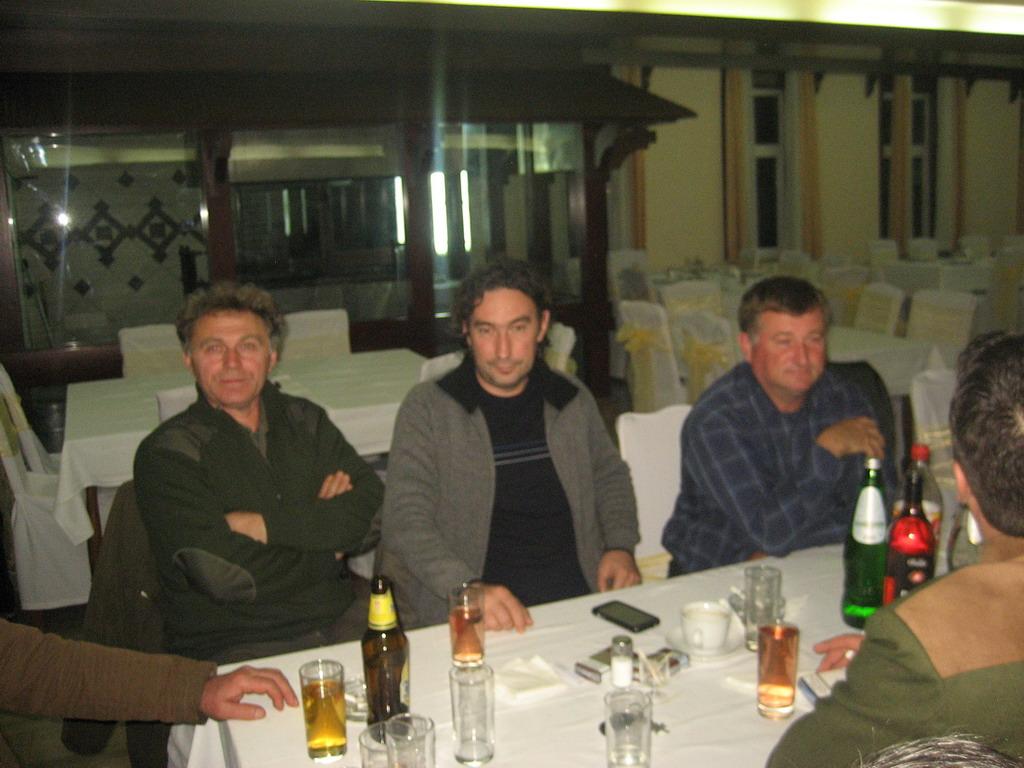 Potpisivanje Povelje o bratimljenju 07.12.2013. - Kragujevac