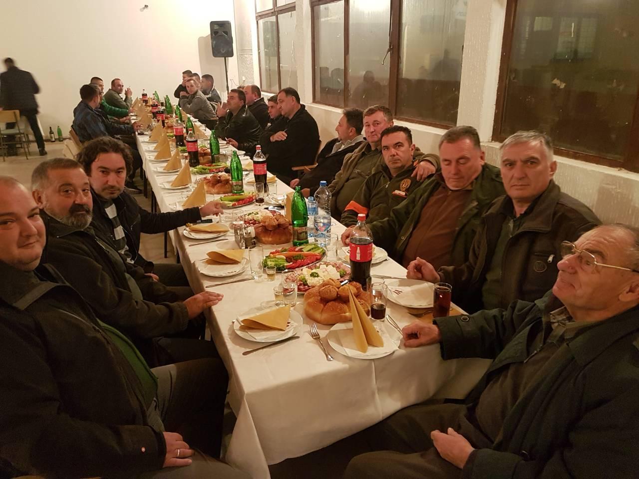 Uzvratna poseta Paraćinu 28. i 29.10.2017. godine, sekcija Plana