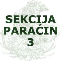 "Lovačka sekcija ""Paraćin 3"""