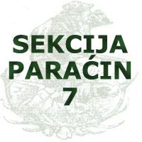 "Lovačka sekcija ""Paraćin 7"""