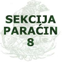 "Lovačka sekcija ""Paraćin 8"""