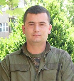 Upravnik lovišta Aleksandar Jovanović