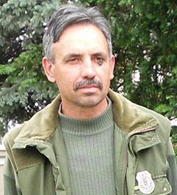 Lovočuvar Momčilo Miladinović