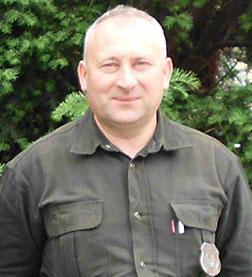 Lovočuvar Veroljub Petrović